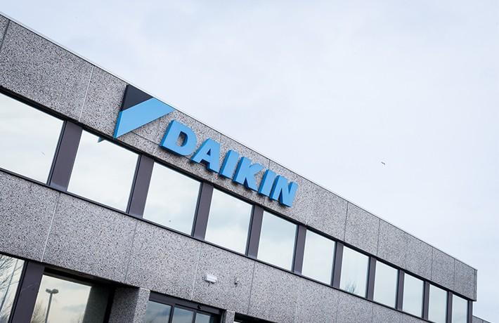 Daikin Office Belgium