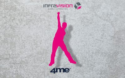 European leader in the fitness market selects InfraVision and 4me